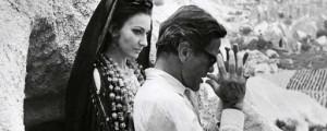 PPP e Maria Callas sul set di Medea (1969)