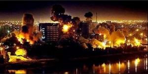 Bombardamento di Bagdad, 1991