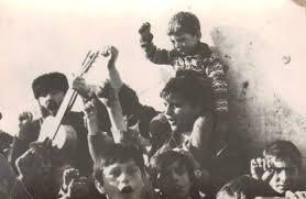 Pino Masi canta per i bambini di Bagdad, 1990