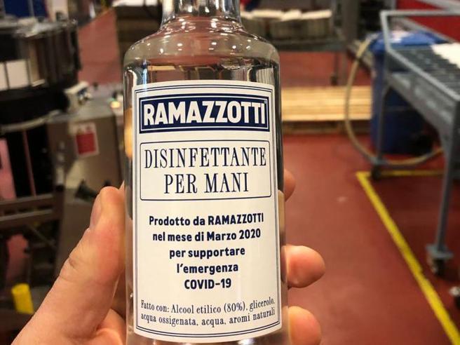 Tante altre aziende hanno convertito parte della loro produzione per fabbricare beni utili alla lotta contro il coronavirus