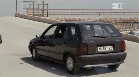 La Fiat Tipo del commissario Montalbano