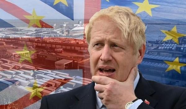 Brexit-news-uk-France-eu-calais-border-lorry-queue-boris-johnson-Emmanuel-macron-red-tape-1352631