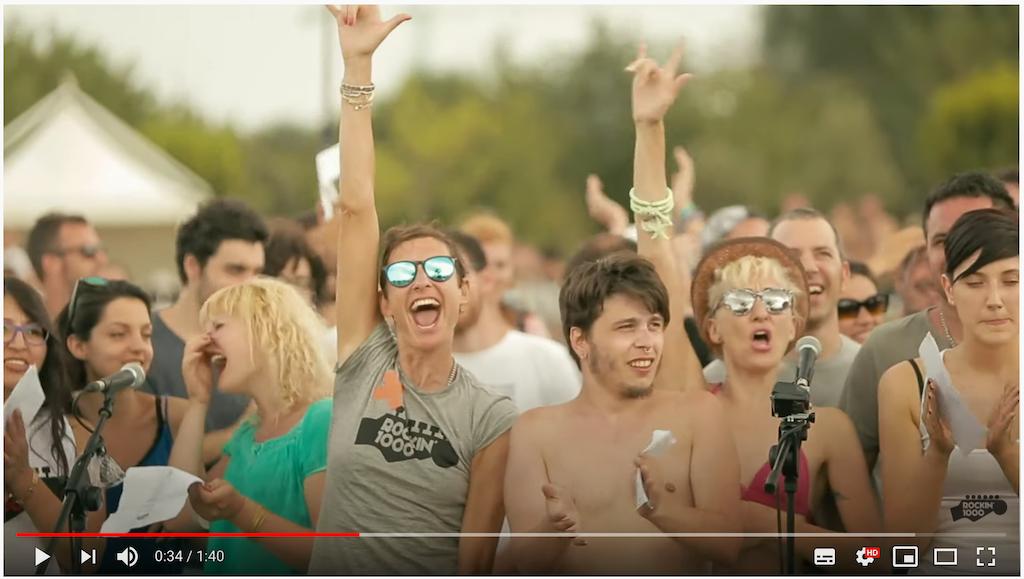 26 luglio 2015, Cesena, Parco Ippodromo.