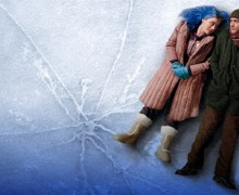eternal sunshine of the spotless mind copertina