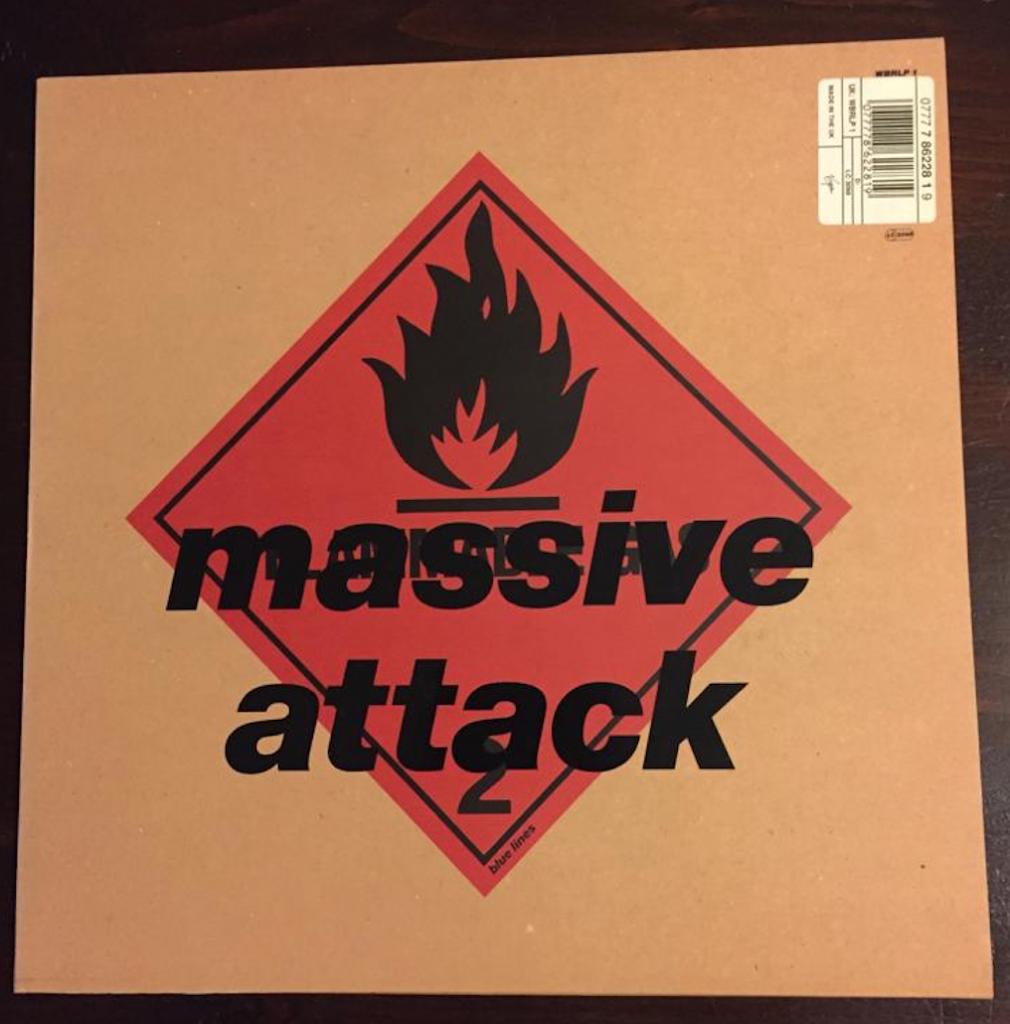 Massive Attack ed il loro Blue Lines