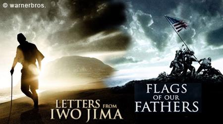 Clint Eastwood prosegue il suo perc Due film che sono l'uno il controcampo dell'altro, due film di guerra