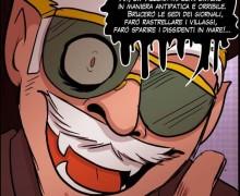 Fratello - Il dittatorello di Còndoria - Essere orribili