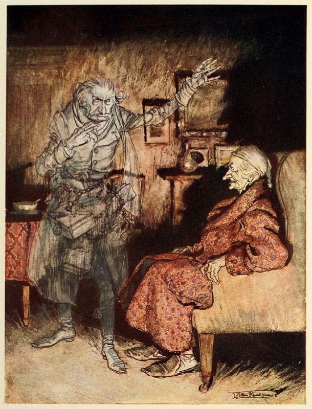 A Christams carol di Charles Dickens