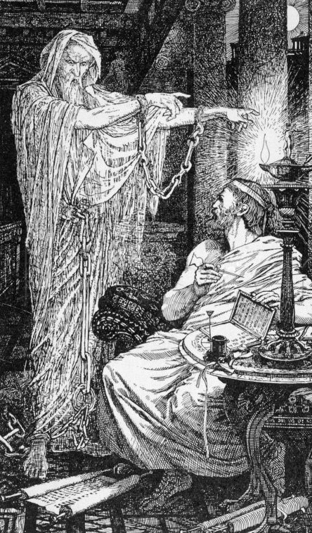 Atenodoro e il fantasma