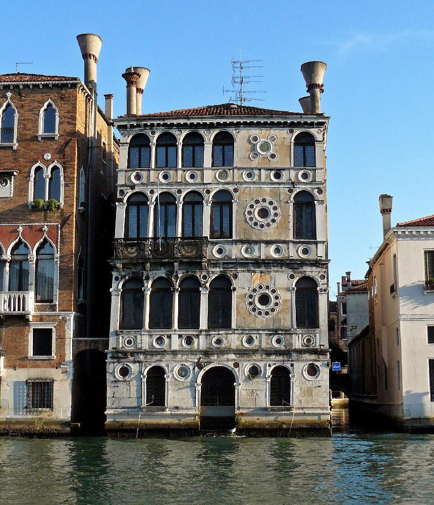 Ca' Dario a Venezia