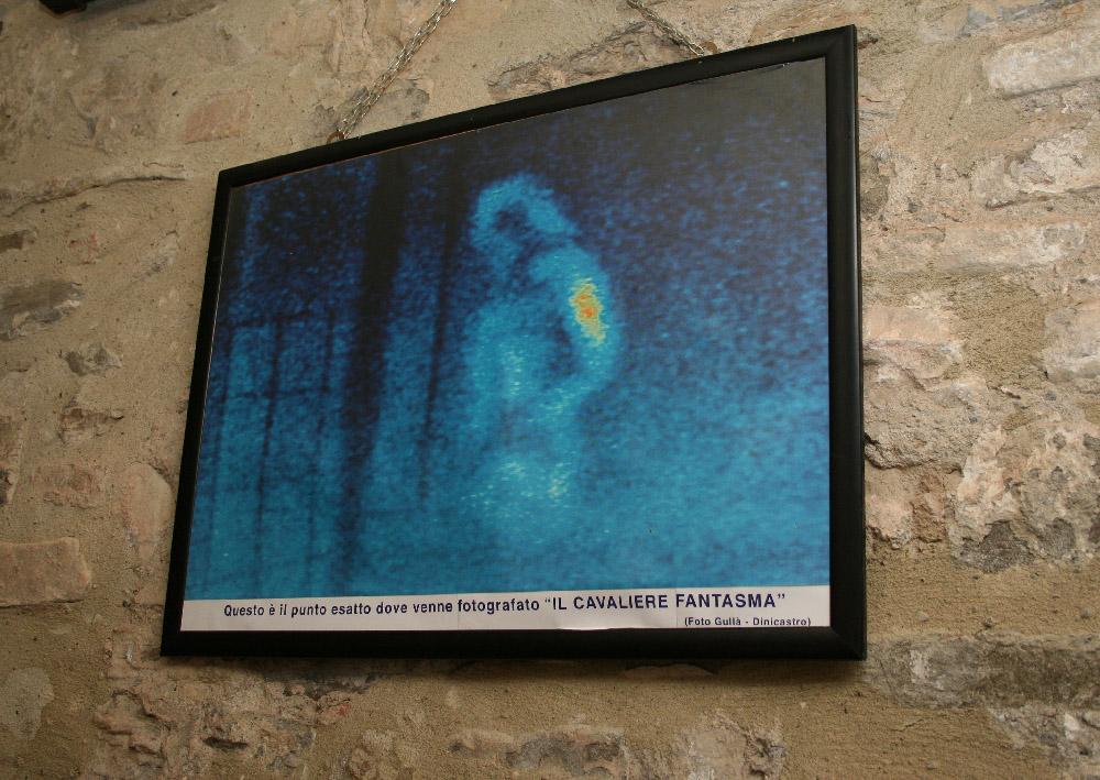 La foto di Moroello nella rocca di Bardi