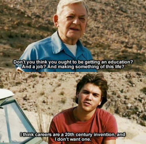 into the wild career