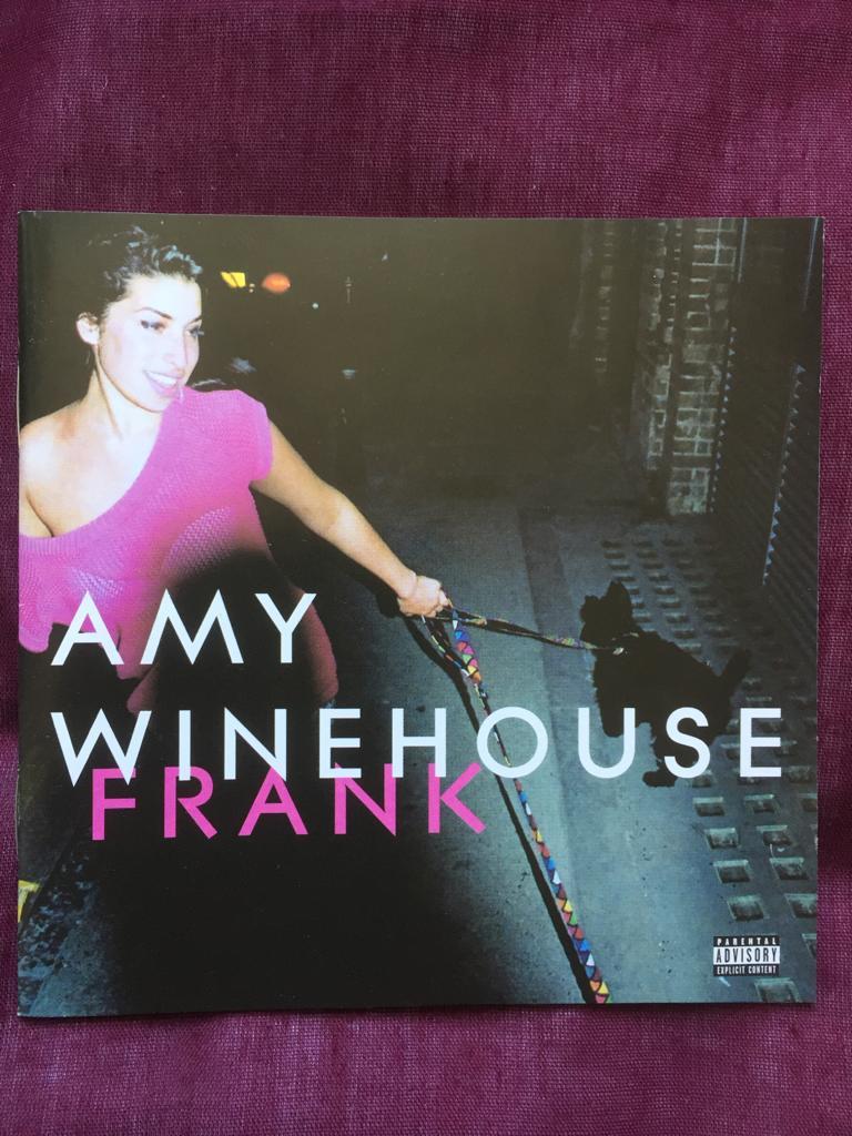 AMY WINEHOUSE, FRANK.