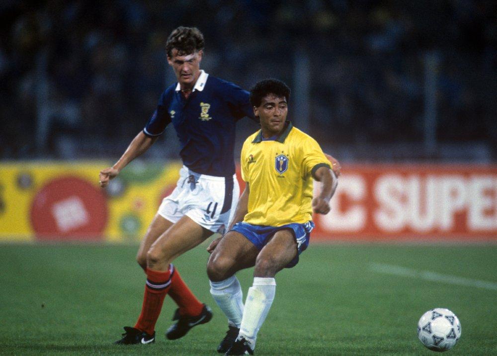 Il gol di Baggio alla Cecoslovacchia, il più bello della Coppa del Mondo 1990