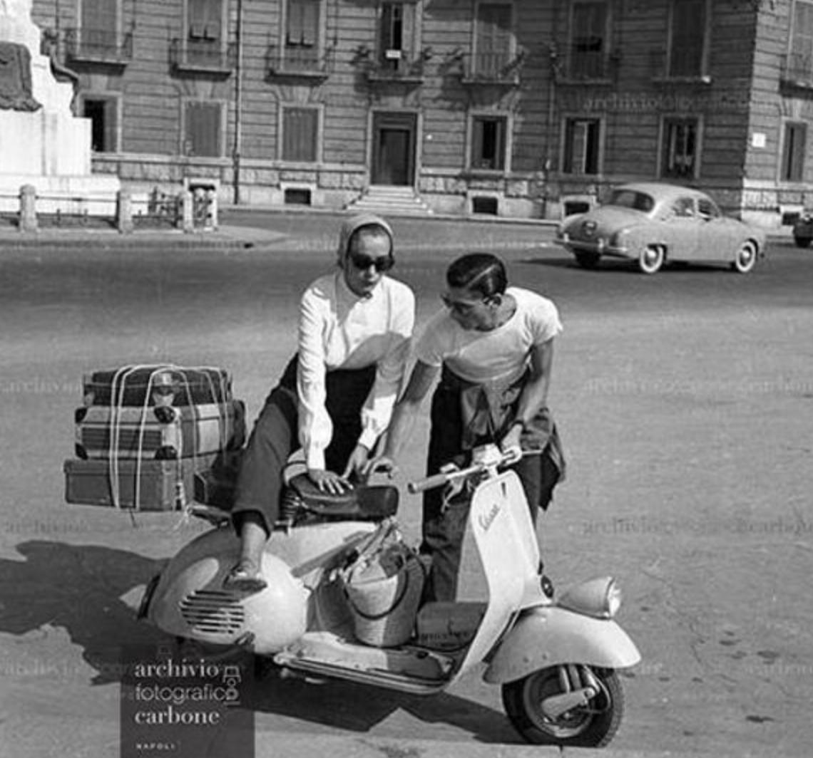 Napoli anni '60, Archivio fotografico Carbone.