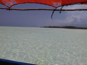 Isola di Nemba (Zanzibar). Febbraio 2017.