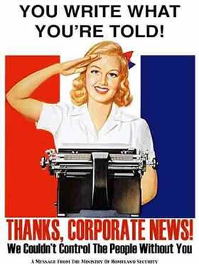 Manifesto propagandista in U.S.