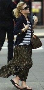 Ashely Olsen preferisce Louis Vuitton