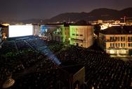 la magia del cinema in piazza grande