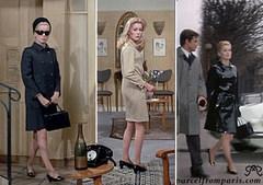 per me Catherine Deneuve sarebbe bella anche con le espadrillas, ma tganto a lei piace vestire così