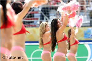 Spettacolari cheerleaders!